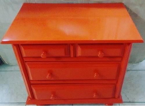 Serviço de pintura de móveis